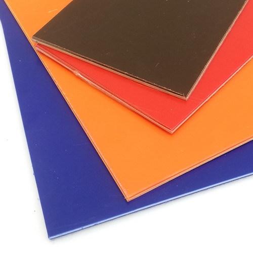 Пластина полистирола 0.3х10х20 см