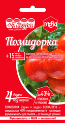 Удобрение универсальное для томатов МЕРА «ПОМИДОРКА», 5 г/50 л