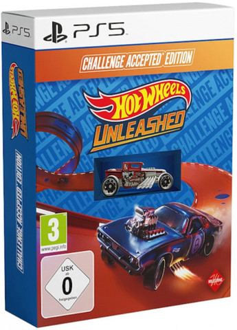 Hot Wheels Unleashed. Challenge Accepted Edition (PS5, русские субтитры)