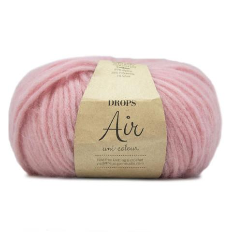 Air drops нежно-розовый