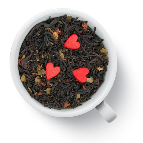 Шерше ля Фам 100 гр. Чай Gutenberg черный ароматизированный
