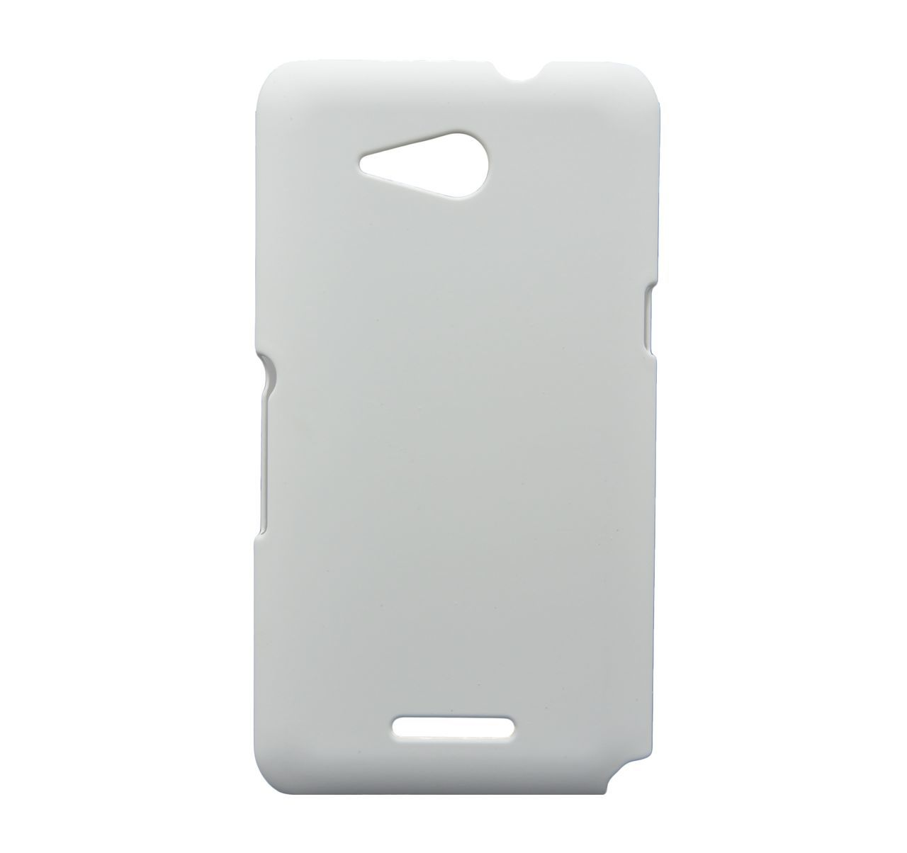 Пластиковая накладка белая для Xperia E4G в Sony Centre Воронеж