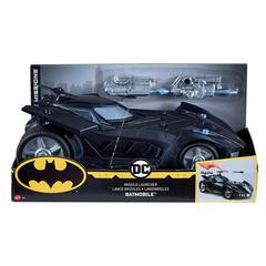 DC Comics Batman Knight Missions Missile Launcher Batmobile Vehicle