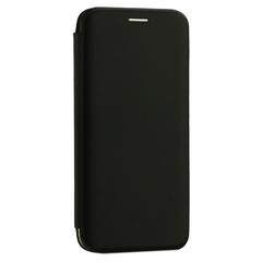 Чехол-книжка кожаный Innovation Case для Samsung Galaxy A30 Черный