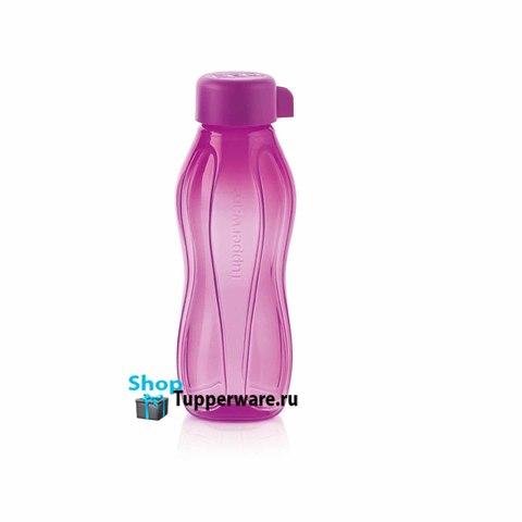 бутылка Эко мини 310мл малиновая 2019