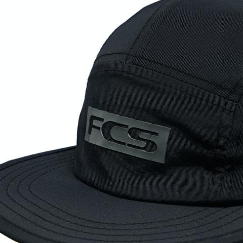 FCS Essential Surf Cap Hat Black LG