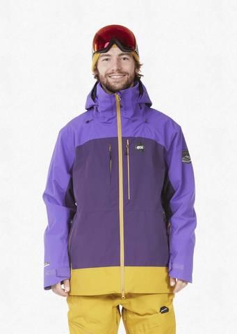 Куртка Picture Organic 20К/15К TRACK JKT C Dark Purple