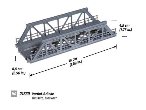 малый Мост фермовый - низкий, (H0)