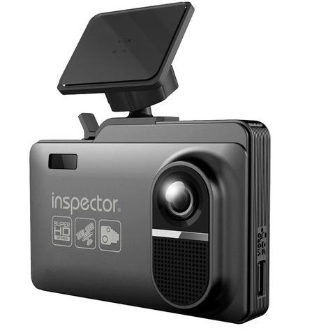 Комбо-устройство (видеорегистратор с радар-детектором и GPS) Inspector SCAT