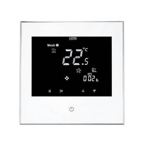 Термостат комнатный сенсорный Techno КТ-200/W