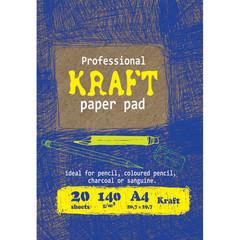 Папка для рисования Kroyter А4 20 листов