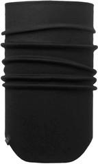 Шарф непродуваемый с маской на лицо Buff Neckwarmer Windproof Solid Black