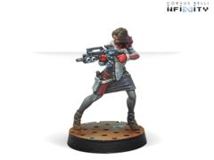 Moderator (вооружена Combi Rifle + Pitcher)