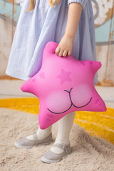 Подушка декоративная Gekoko «Звездун» 7