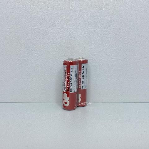 Батарейка GP Super АА 1.5V Alkaline (2 шт.)