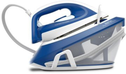 Парогенератор Tefal SV7112E0 2600Вт синий/белый