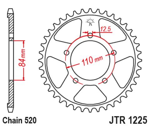 JTR1225