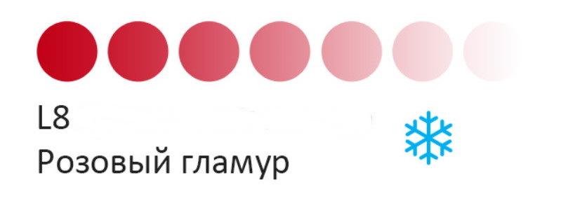 Пигмент для татуажа губ Tinel L8 Розовый гламур