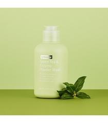 Энзимная пудра для умывания с зелёным чаем, 70 г / By Wishtrend Green Tea & Enzyme Powder Wash