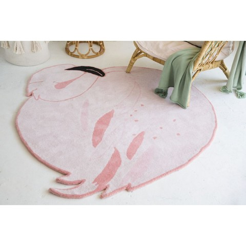 Ковер Lorena Canals Lola Flamingo (150 х 160)