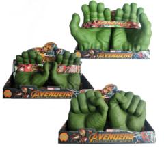 Мстители Война Бесконечности перчатки Халк