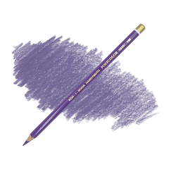 Карандаш художественный цветной POLYCOLOR, цвет 180 лавандовый темный