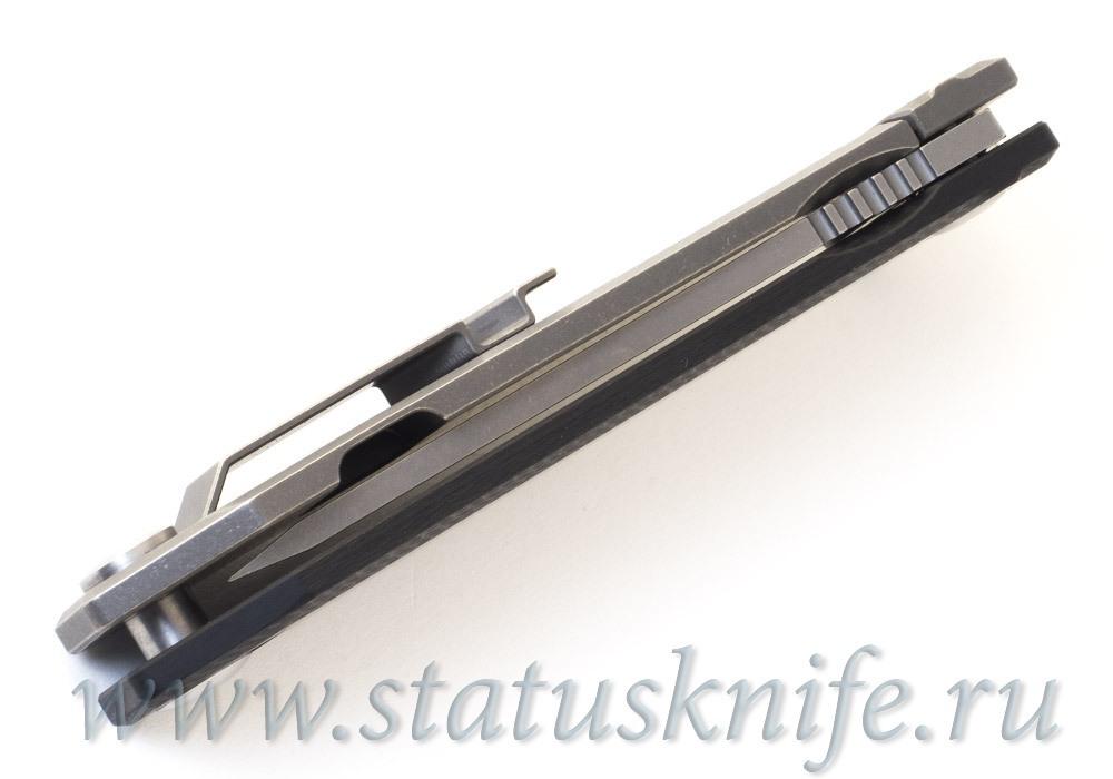 Нож Quartermaster QSE-15 Arthur Fonzarelli - фотография