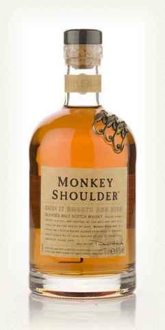ვისკი «Monkey Shoulder»  0,7 ლ