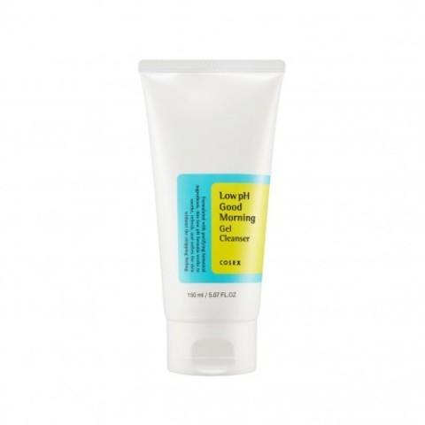 CosRX Low-Ph Good Morning Gel Cleanser гель-пенка для проблемной кожи с BHA-кислотами