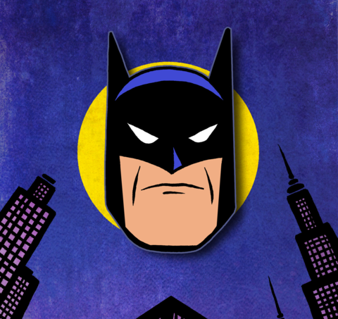 Пин Бэтмен 1992