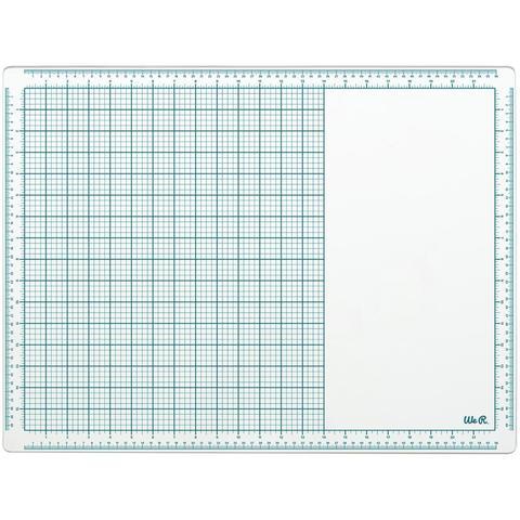 Стеклянный коврик 45,7х60,9 см Craft Surfaces Glass Cutting Mat by We R Memory Keepers