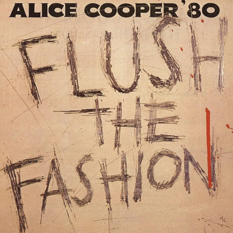 Alice Cooper / Flush The Fashion (CD)