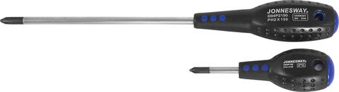 D04P2100 Отвертка стержневая крестовая FULL STAR, PH2х100 мм