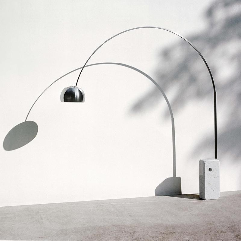 Торшер Flos Arco LED