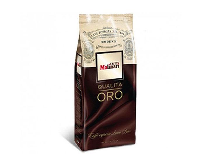 Кофе в зернах Molinari ORO, 1 кг