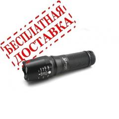 Светодиодный фонарь UltraFire E26 Cree XM-L T6 2000 люмен (комплект №11)