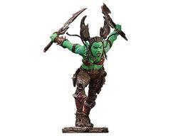 World of Warcraft Series 7 - Garona Orc Rogue