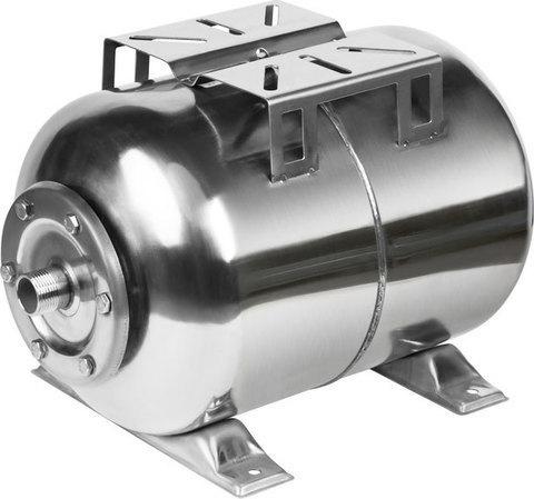 Гидроаккумулятор - Unipump 24л, (гор.), нержавеющая сталь, мембрана EPDM