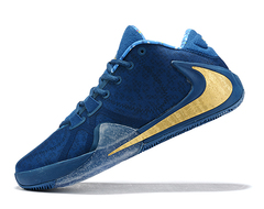 Nike Zoom Freak 1 'Blue/Gold'