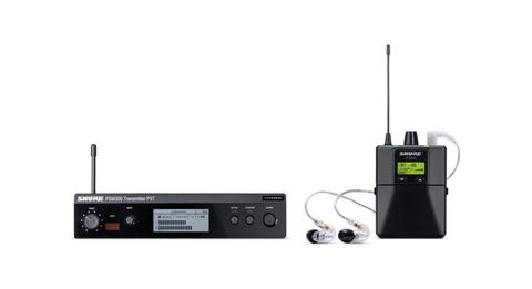 SHURE P3TERA215CL радиосистема персонального мониторинга