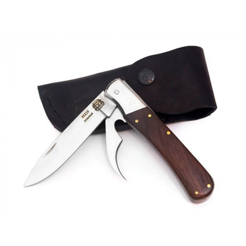 Нож складной Барсук Pirat