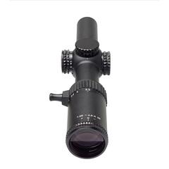 Прицел оптический Veber Wolf 1,25-4,5x26 IR DnD Загонник