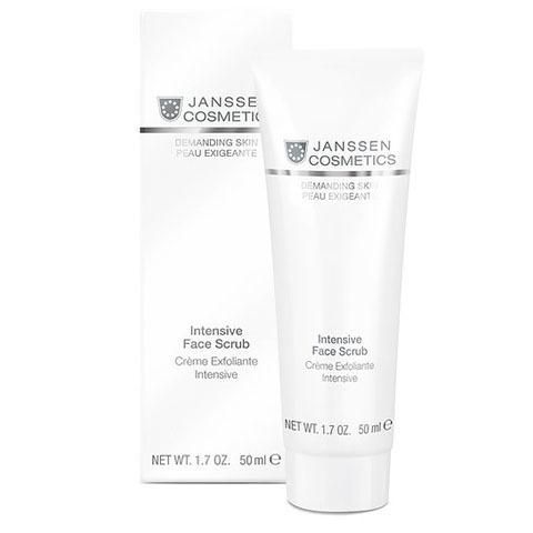 Janssen Demanding Skin: Интенсивный скраб для лица (Intensive Face Scrub)