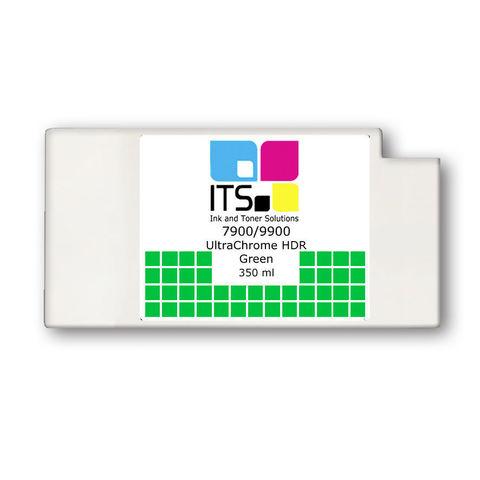 Картридж для Epson 7900/9900 C13T824B00 Green 350 мл