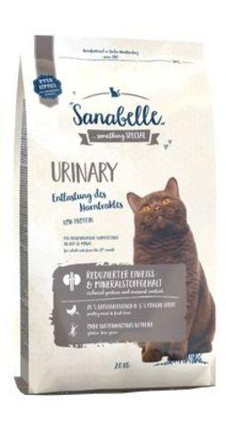 Бош Корм д/кошек с Чувствительной мочеполовой системой Юринэри-Санабель 2кг
