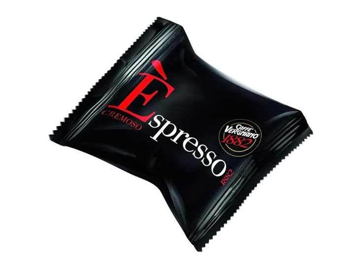Caffe Vergnano 1882 Espresso Cremoso, 10 капсул для кофемашин Nespresso