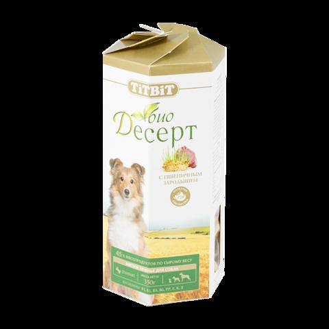 Titbit Лакомство для собак печенье с пшеничным зародышем стандарт
