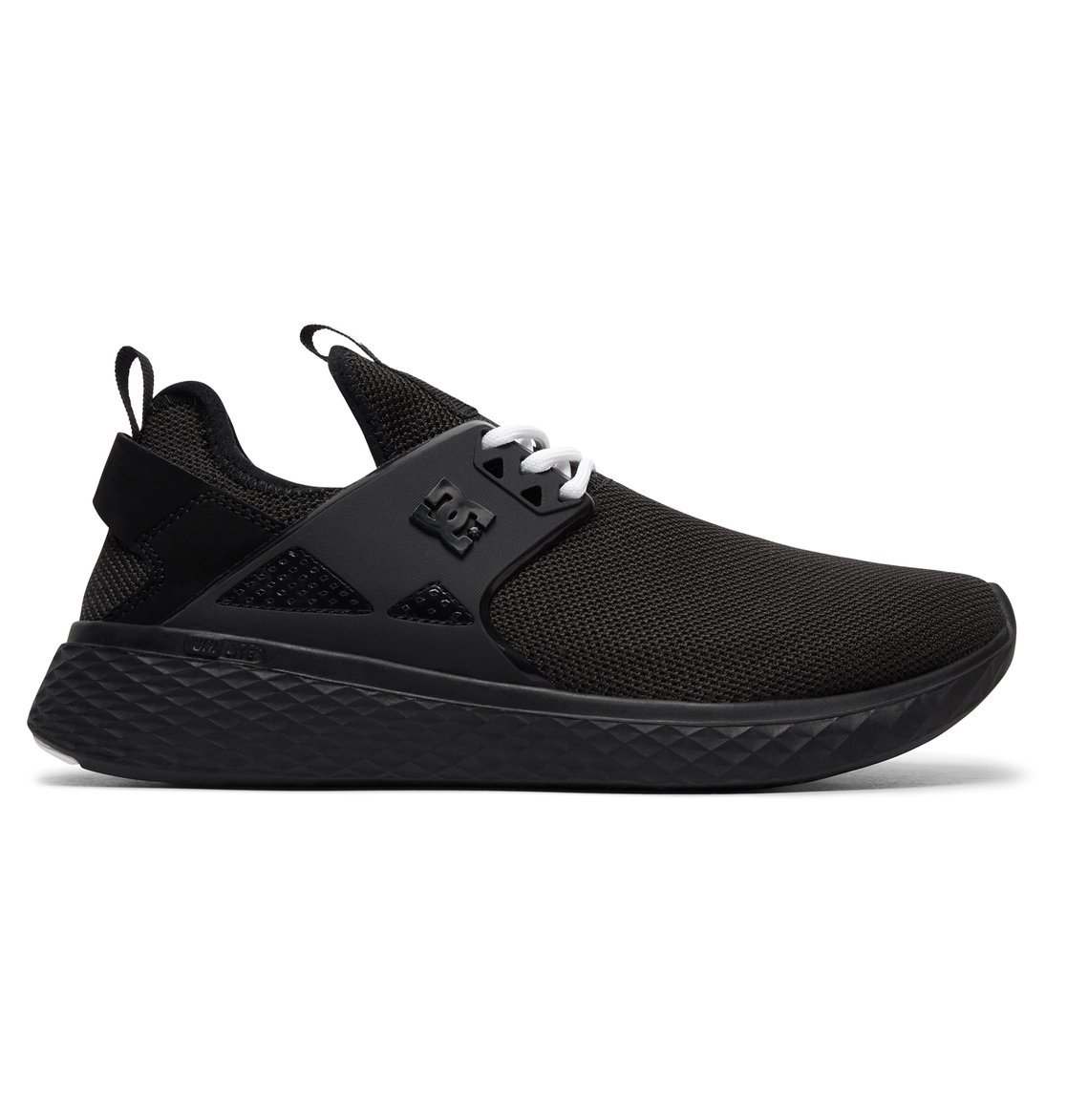 Кеды DC Shoes MERIDIAN J SHOE BKW BLACK/WHITE
