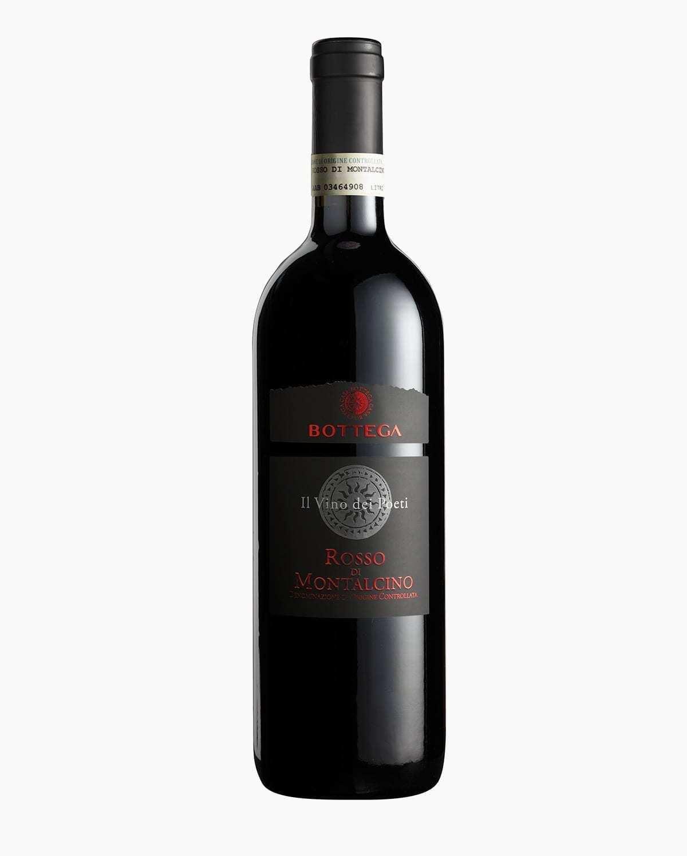 Вино Красное Сухое Bottega Россо Ди Монтальчино 14%, 0,75 л.