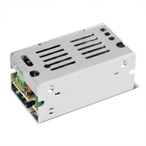 Блок питания 12Вт, 12В, IP23 для светодиодных лент и модулей